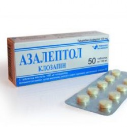 Азалептол табл. 0.025 N50 фл.*