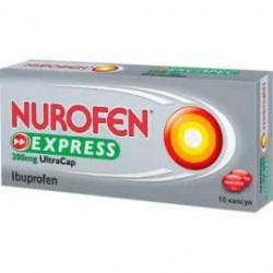 Нурофен экспресс ультракап капс. 200 мг №10