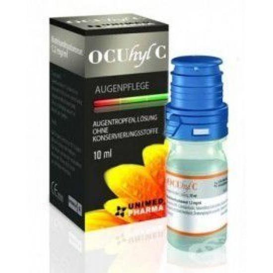 Окухил с капли глазные защитные раствор 10 мл №1