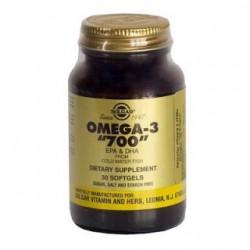 Двойная омега-3 капс. 700 мг №30