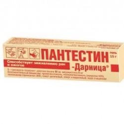 Пантестин гель туба 15 г №1