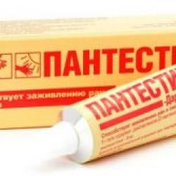 Пантестин гель туба 30 г №1