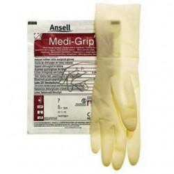 Перчатки хир.лат.непр.стер.р.7.5 Medi-Grip PF