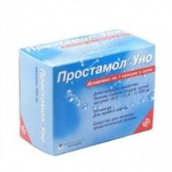 Простамол уно капс. 320 мг №60