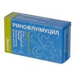 Ринофлуимуцил спрей назал. фл. 10 мл №1