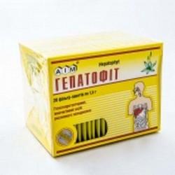 Гепатофит фильтр-пакет 1,5 г №20