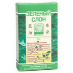 Зеленый слон бальзам фл. 5 мл