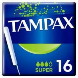 Тампоны Тампакс супер супер №16