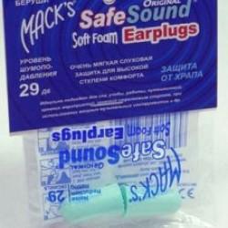Беруши из пенопропилена Original SafeSound пара №1