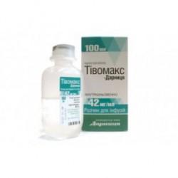 Тивомакс р-р д/инф. 42 мг/мл фл. 100 мл №1