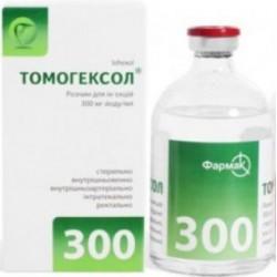 ТОМОГЕКСОЛ ИН.300МГ/МЛ 50МЛ #1
