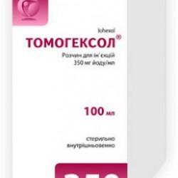 ТОМОГЕКСОЛ ИН.350МГ/МЛ 100МЛ#1