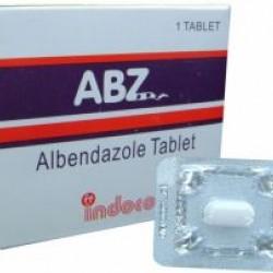 Альбендазол табл. д/жев. 400 мг №3