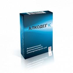 Алкодез IC табл. 500 мг №4
