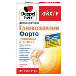Доппельгерц актив глюкозамин форте табл. №30