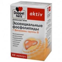 Доппельгерц актив эссенциальные фосфолипиды капс. №50