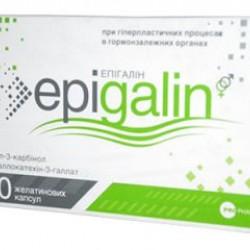 Эпигалин капс. 402 мг №60