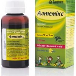 Алтемикс сироп 25 мг/5мл фл. 100 мл №1