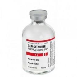 Гемцитабин конц. д/инф. 1000 мг фл. 25 мл №1