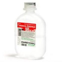 Глюкоза р-р д/инф. 5% фл. 200 мл №1