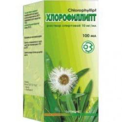 Хлорофиллипт р-р 1% фл. 100 мл №1