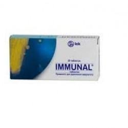 Иммунал табл. 80 мг №20