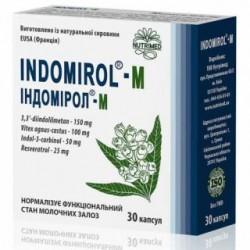 Индомирол м капсулы 360 мг n30 диетическая добавка