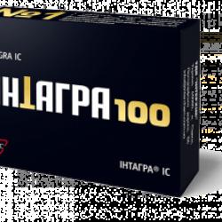 Интагра ic таблетки покрытые оболочкой 100 мг №2
