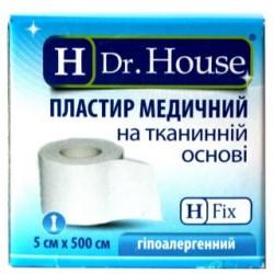 Л/пласт.H Dr.House 5х500 тк.осн.к/уп