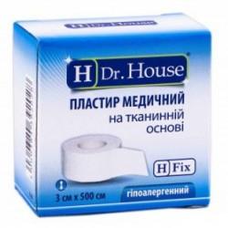 Л/пласт.H Dr.House 3х500 тк.осн. бумажн./уп.
