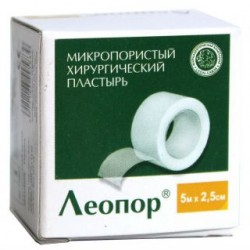 ЛЕОПОР 5МХ2.5СМ БЕЗ КАТУШКИ