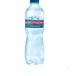 Мин. вода Миргородская бут. 0,5 л