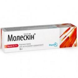Молескин крем 0,1% туба 15 г №1