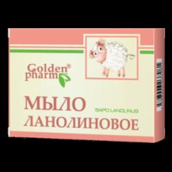 Мыло 70 г, ланолиновое