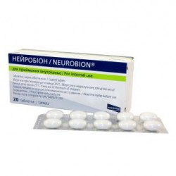 Нейробион табл. п/о №20